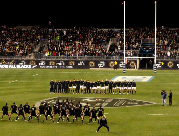 2013_Māori_All_Blacks_tour_of_North_America_at_PPL_Park