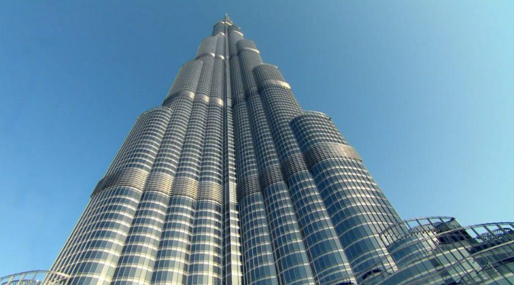 La masturbation architecturale à Dubaï