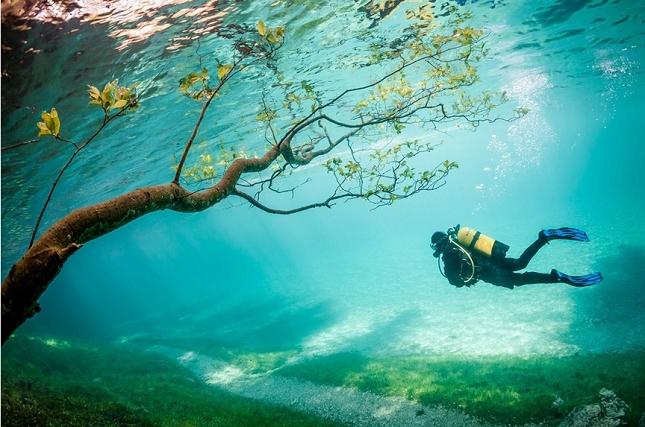 lac éphémère
