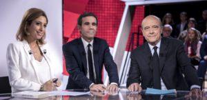 FRANCE-VOTE-PRIMARIES-REPUBLICAINS-MEDIA-TV