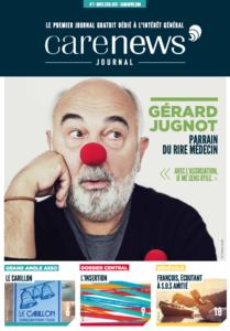 Couverture du Carenews Journal d'hiver n°7