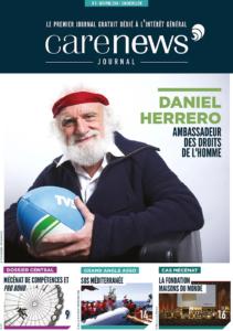 Couverture Carenews Journal n° 6