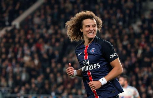 David Luiz forfait pour le Real Madrid